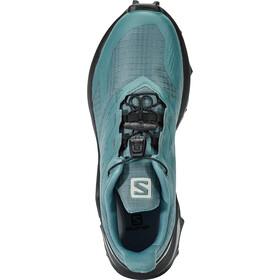 Salomon Supercross Blast Zapatillas Mujer, north atlantic/black/balsam green